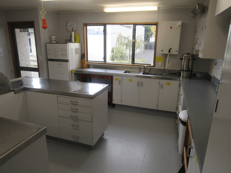 Church Kitchen